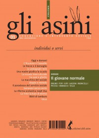 """""""Gli asini"""" numero 01, luglio-agosto 2010"""
