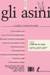 """""""Gli asini"""" numero 11, agosto – settembre 2012"""