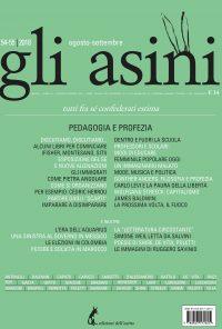 """""""Gli asini"""" n. 54-55, agosto-settembre 2018"""