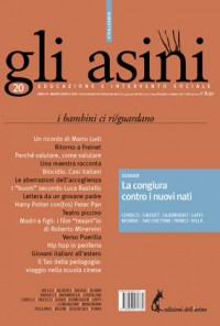 """""""Gli asini"""" n. 20, marzo-aprile 2014"""