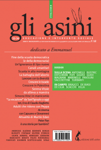 """""""Gli asini"""" n. 33-34, maggio-agosto 2016"""