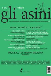 """""""Gli asini"""" n. 39, maggio 2017"""