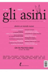 """""""Gli asini"""" n. 37, marzo 2017"""